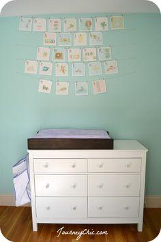 Nursery Dresser Knobs - Home Furniture Design Nursery Dresser, Girl Nursery, Home Furniture, Furniture Design, Dresser Knobs, My Girl, Table, Lavender, Aqua
