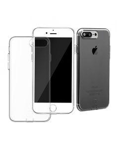 Coque iPhone 7 Plus Simple Clear Transparent. Coque iPhone 7 Plus en silicone.