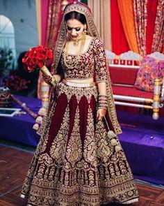 Outfit by Well-Groomed (Desi Bridal Shaadi Indian Pakistani Wedding Mehndi Walima) Wedding Lehnga, Indian Bridal Lehenga, Indian Bridal Outfits, Indian Bridal Fashion, Indian Bridal Wear, Pakistani Bridal Dresses, Indian Dresses, Pakistani Mehndi, Punjabi Wedding Suit