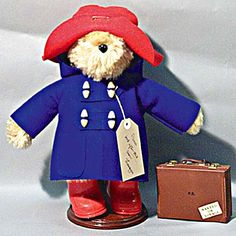 I remember you doing Angel's nursery in Paddington Bear. You just had a love for classics.