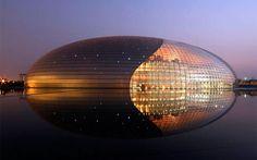 Opéra de Pékin - PAUL ANDREU