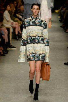 Burberry Autumn/Winter 2017 Ready to Wear Collection