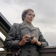 Vivian Maier, secret street photographer - in colour
