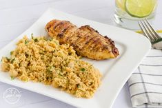 Fried Rice, I Foods, Chicken, Meat, Cooking, Ethnic Recipes, Blog, Bulgur, Kitchen