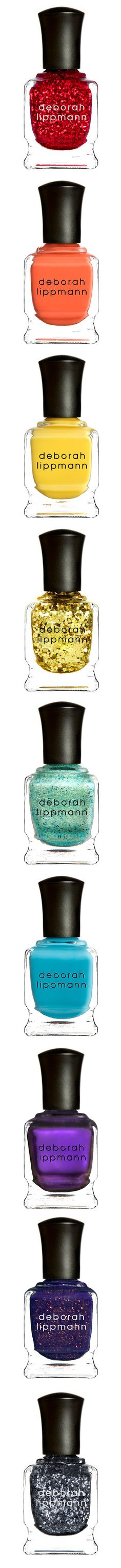 Deborah Lippmann Nail Polish 0__0 OBSESSED WITH THE COLORS!