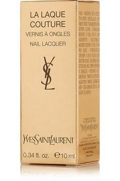 Yves Saint Laurent Beauty - La Laque Couture Pop Water Nail Polish - Rouge Wet 63 - Pink - one size