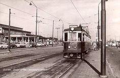 Leiden  Station 1960