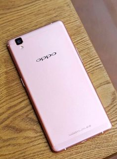 Chinese maker Oppo claims its R7S is the first rose gold Android on the market