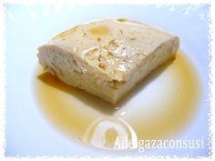 Pan de calatraba ligero  Ingredientes para 4 3 huevos L 1 vaso de leche desnatada 1 cucharadita de sacarina o sucralosa  1 cucharadita de aroma de vainilla 2 rebanadas de pan de molde integral Sirope Alcitrus sin azúcar