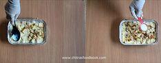 Eggless bread pudding recipe - How to make custard bread pudding without eggs Eggless Bread Pudding Recipe, Custard Bread Pudding, Caramel Bread Pudding, Easy Pudding Recipes, Custard Sauce, Eggless Recipes, Easy Cheesecake Recipes, Cooking Recipes, How To Make Custard