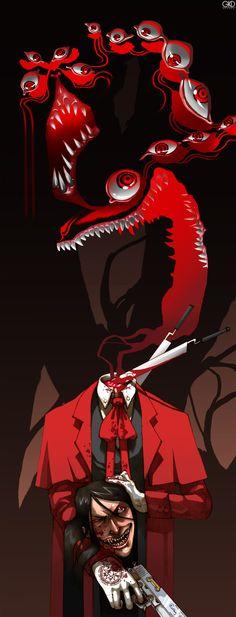 Hellsing: Alucard by Gido