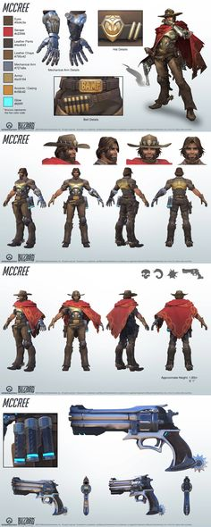 Overwatch Reference Guide - Imgur