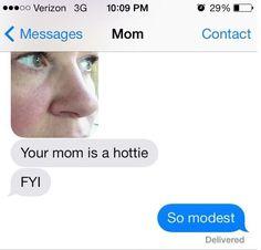 Funny parent texts :-D