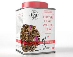 The Tea Spot - Brand Identity & Packagings