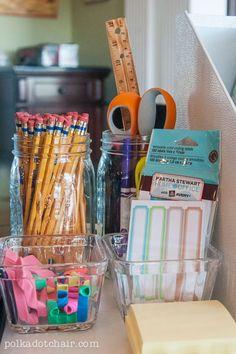 15 school homework organization tips to make your life easier.