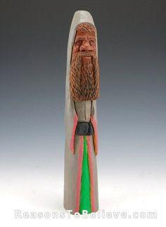 Black Pencil Santa-Sold Out-unavailable.