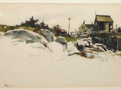 philip jamison watercolor - Google Search