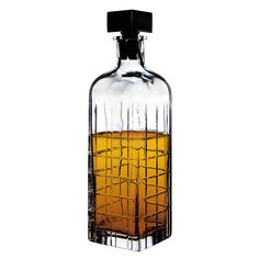 Orrefors - Orrefors Crystal Street Decanter At AHA