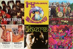 50 Years Ago: 1967 in Rock Music | Best Classic Bands