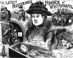 Jack the Ripper Photo Archive - Frances Coles/Francis Coles 'The Illustrated Police News' Jack The Ripper Identity, Mary Jane Kelly, London Tumblr, Jack Ripper, Famous Serial Killers, Police News, East End London, Penny Dreadful, After Dark