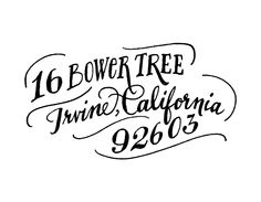 Ladyfingers Letterpress - Swoon Return Address Rubber Stamp
