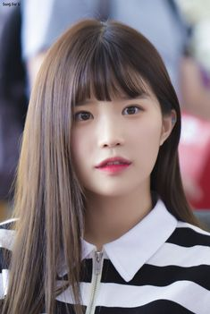 #Hayoung #fromis_9 Kpop Girl Groups, Korean Girl Groups, Kpop Girls, Sweet Girls, Cute Girls, Cool Girl, Pre Debut, Solo Pics, K Idol