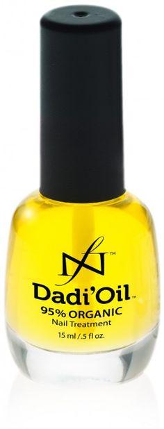 Dadi´Oil 15ml de beste  verzorging voor je nagels.
