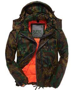 Superdry Wind Camper Jacket
