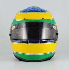 Bell HP7 B.Senna 2014 by Bell Racing Europe