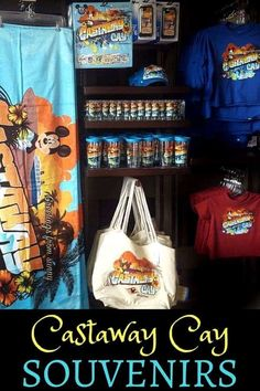 Who doesn't have a favorite souvenir from Castaway Cay, Disney's private island? Cruise Tips, Cruise Travel, Cruise Vacation, Vacation Trips, Family Vacations, Disney Vacations, Vacation Ideas, Disney Wonder Cruise, Disney Cruise Line
