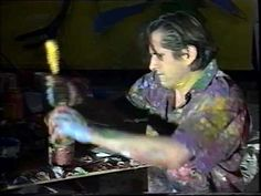 Peter Diem, the painter. US Documentary by Charles Giuliano