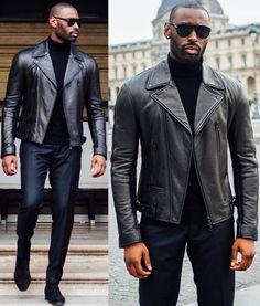 Black is always a good idea #Gentleman #MusikaFrere