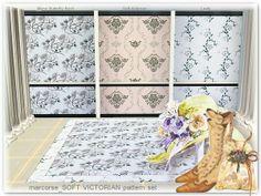 marcorse_soft Victorian pattern set