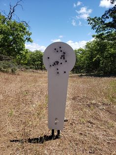 Steel spikes for Static Steel Targets makes quick and easy portable targets to confirm zero on a hunting trip or serious training, used with all of our auto popper and standard IDPA steel popper plates