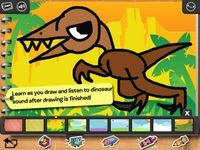 FREE for a limited time only! iLuv Drawing Dinosaurs HD (normally $2.99)   Another app in the series (iLuv Drawing Animals) was rated 4.5 Stars by Deanne and this is just as good! Lisa M