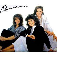 #Pandora #OtraVez #discazo #canciones #preciosas #voces #hermosas #clasico #año1986