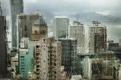 Tears of Hong Kong....  Photo in the Rain... -- pinned using BrowserBliss