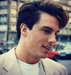 """Can we just talk about John Barrowman when he was younger?"" <--- Dude John Barrowman NOW is still hot as shit John Barrowman, John Travolta, Young John, Captain Jack Harkness, British Men, Raining Men, Torchwood, Attractive People, David Tennant"