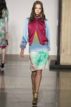 Jonathan Saunders Spring/Summer 2014 Ready-To-Wear
