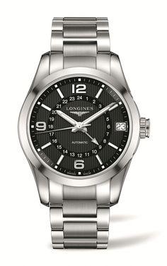 Shop Longines L2.799.4.56.6 Watches   Bailey Banks & Biddle