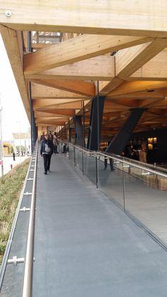 Galería de Primeras imágenes del pabellón de Chile en la Expo Milán 2015 - 10