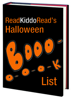 Halloween Boo-o-o-o-k List! Featuring creepy scary books for all ages...