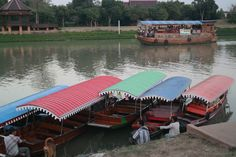 Boats (Lode), Ayutthaya
