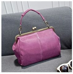 Women Handbag Brand Women Messenger Bags Europe Style Retro PU Leather Shoulder Bag Fashion Women Bags XKX04