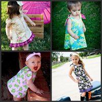 Reversible Tunic Dress E-pattern