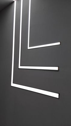 LED Strip Channel Used for Wall