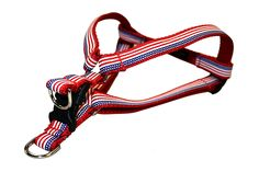 Sassy Dog Wear 15-21-Inch American Flag Dog Harness, Small >>> Insider's special review you can't miss. Read more  : Harnesses for dogs