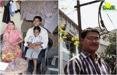 Arun was determined to improve the family's condition since childhood. He went to school and completed his secondary schooling with a hope of finding employment. But things did not come to him easily. To read more: Youth Employment, Childhood, School, Infancy, Childhood Memories