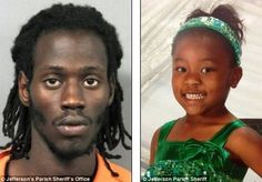 Evil to the core. Raped & Killed a 6 Year Old. Matthew Flugence allegedly confessed to a detective that Ahlittia North seduced him behind a row of Harvey apartment buildings, spreading out a blanket on the ground and enticing him into having intercourse.