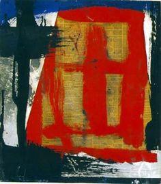 Franz Kline. #abstract #painting #FranzKline